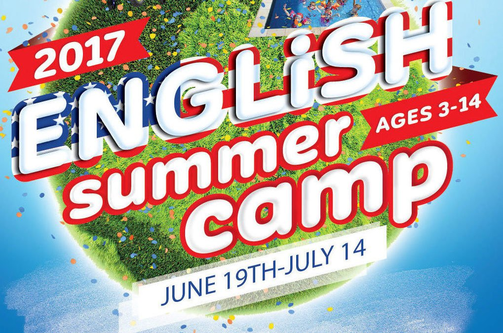 English Summer Camp June 19th – July 14th