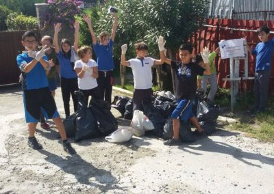 Sports Field Clean-Up