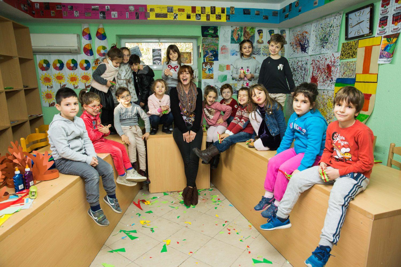 Art Class with Mrs. Ida