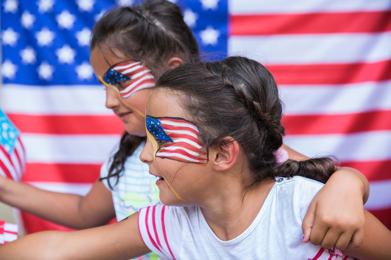 Celebrating 4th July