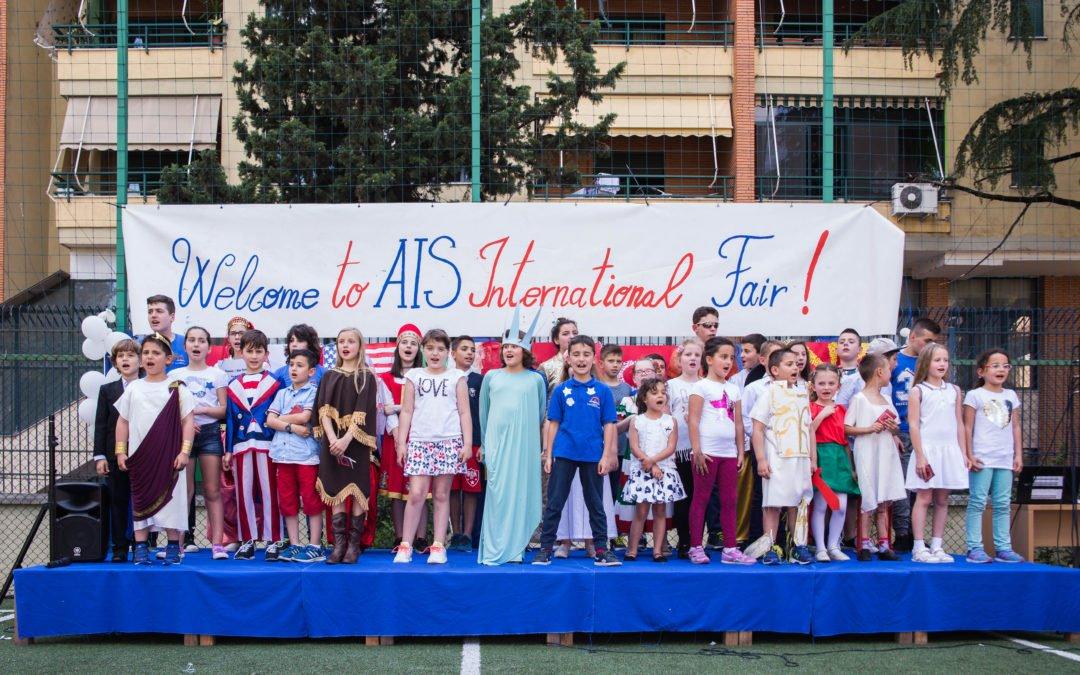 2016 AIS International Day Fair