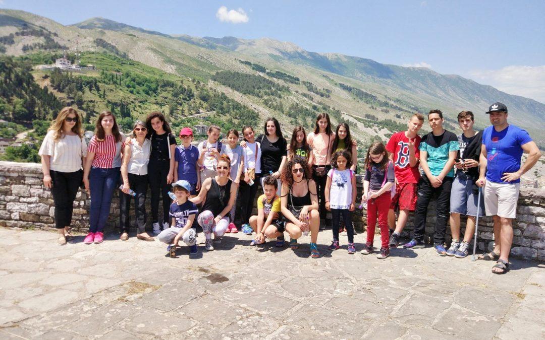 Gjirokaster Field Trip