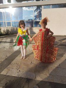 Eco Fashion Show 1st