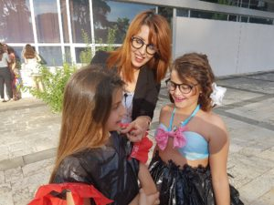 Eco Fashion Show Ms. Ida