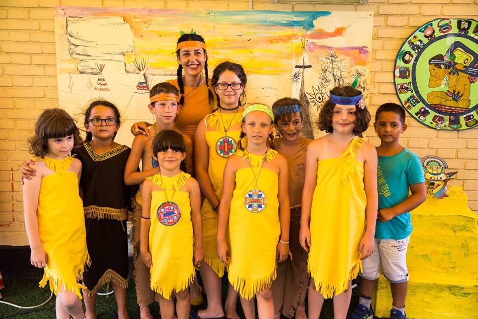 Native American Show!