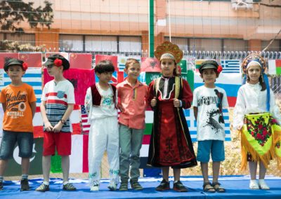 International Day 2nd grade